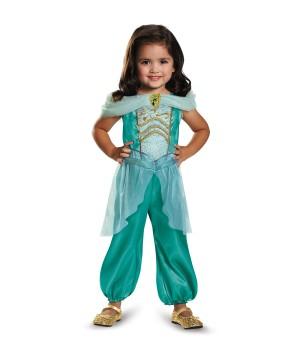 Disney Aladdin's Princess Jasmine Girls Costume