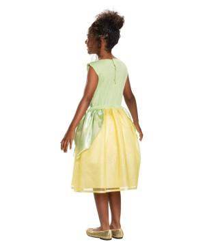 Disney Princess Tiana Classic Girls Costume