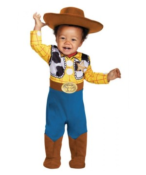 Disney Sheriff Woody Toy Story Baby Boy Costume Deluxe