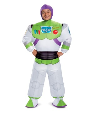 Disney Buzz Lightyear Inflatable Toy Story Child Costume
