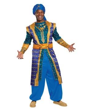 Disney's Aladdin Genie Mens Costume