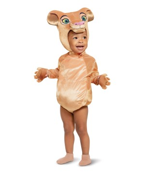 Disneys Lion King Nala Toddler Costume