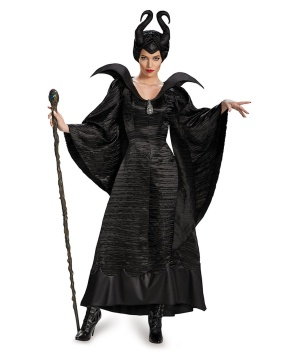Disney Maleficent Women's Plus Size Deluxe Costume