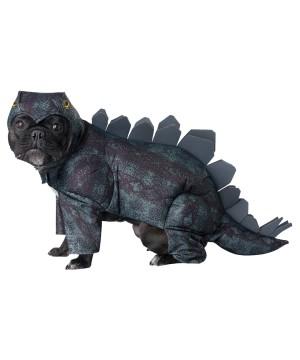 Dog Stegosaurus Costume