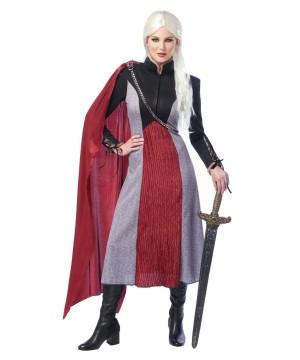 Dragon Queen Women Costume