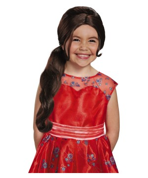 Elena Of Avalor Disney Princess Wig Accessory