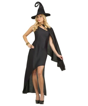 Enchanting Vintage Witch Womens Costume