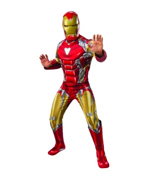 Endgame Iron Man Costume Deluxe