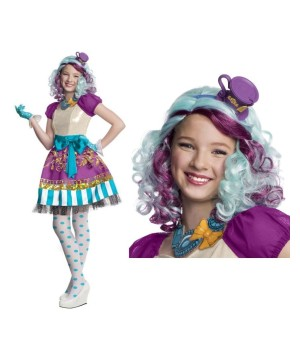 Ever After High Madeline Girl Costume Kit