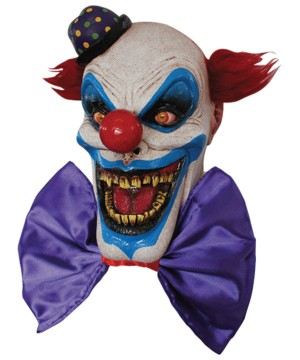Evil Scary Clown Mask