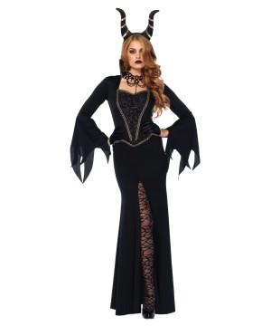 Evil Enchantress Queen Woman Costume
