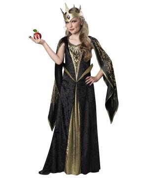 Evil Queen Womens Costume
