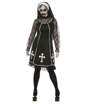Evil Sister Mary Womens Costume