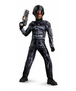 Exo Swat Muscle Costume