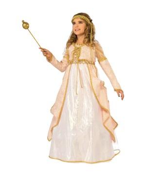 Girls Fantasy Princess Costume
