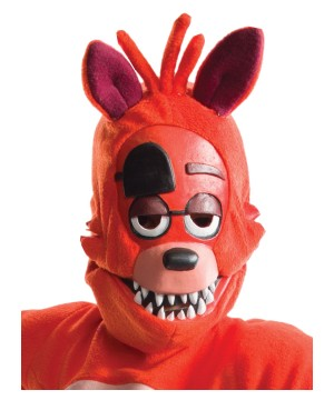 Five Nights At Freddys Boys Foxy Mask