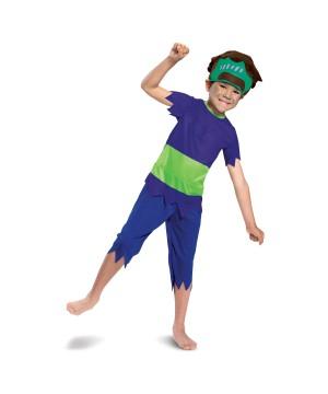 Frankie Mash Boy's Costume