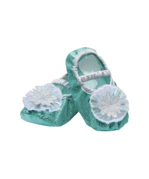 Frozen Elsa Toddler Disney Slipper Halloween Costume Flat Shoes