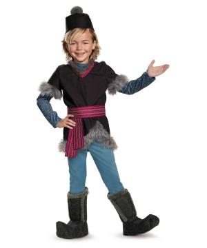 Frozen Kristoff Boys Costume
