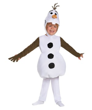 Disney Olaf From Frozen Baby Boy Costume