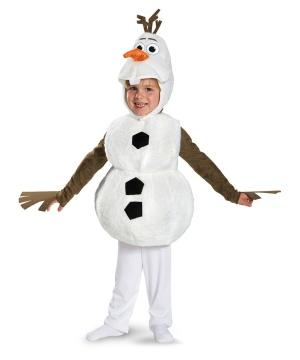 Disney's Frozen Olaf Toddler/boys Costume Deluxe