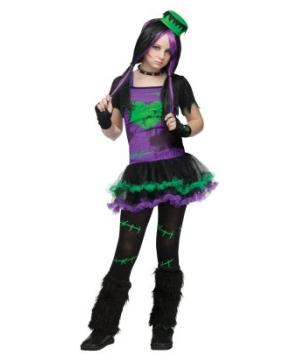 Funkie Frankie Teen Costume