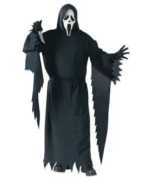Ghost Face Collector Edition Costume