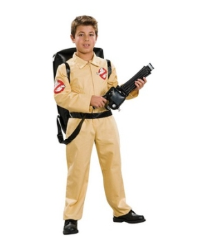 Ghostbusters Kids Costume Deluxe