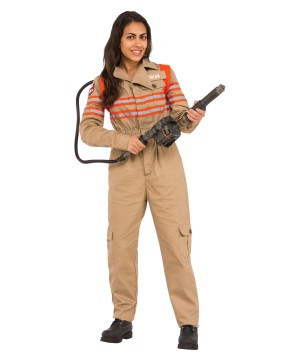 Ghostbusters Woman Theatrical Movie Costume