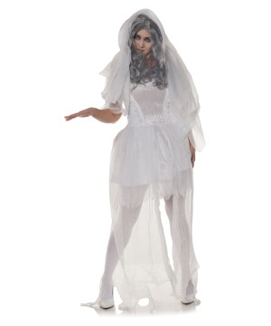 Ghostly Glow Womens Costume