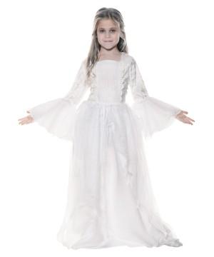 Ghostly Spirit Girls Costume Child