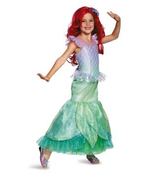 Disney Ariel Ultra Prestige Girls Costume