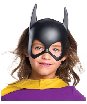 Girls Batgirl Mask