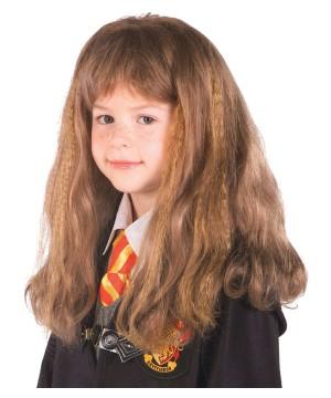 Girls Hermione Granger Wig