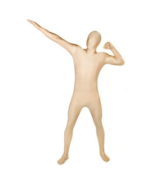 Gold Morphsuit Adult Skin Suit Costume