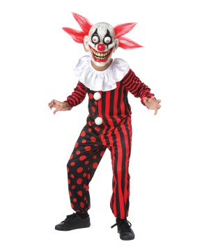 Clown Googly Boys Costume