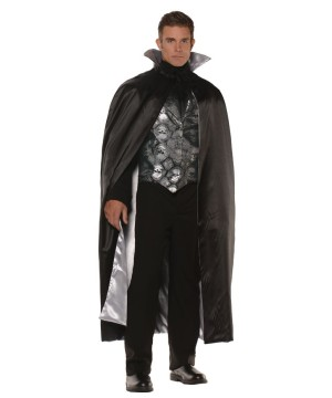 Scary Gothic Gentleman Men Costume