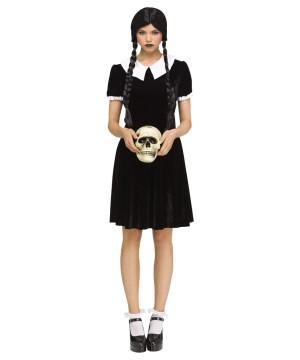 Gothic Girl Womens Costume