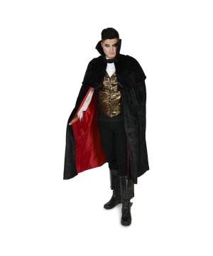 Gothic Vampire Male Costume