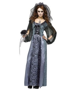 Bride From The Crypt Women Costume