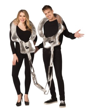 Handcuffs Couple Costume