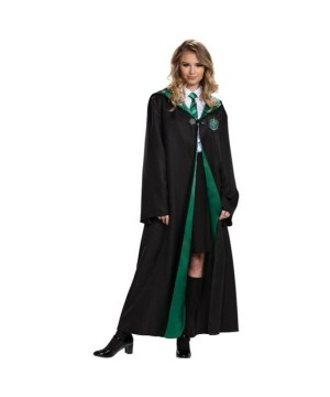 Harry Potter Slytherin Robe Adult