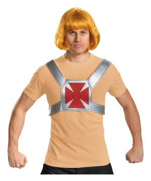 He Man And The Master Of The Universe Classic Mens Costume Kit