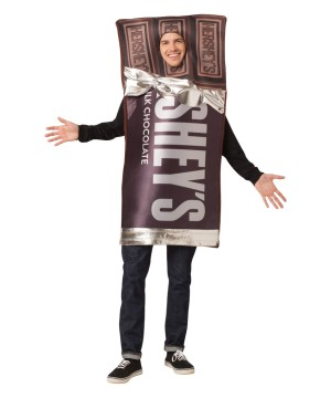 Hersheys Mens Costume