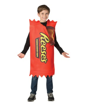 Hersheys Reeses Kids Costume