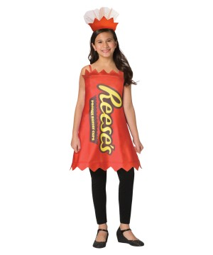 Hersheys Reeses Kids Dress