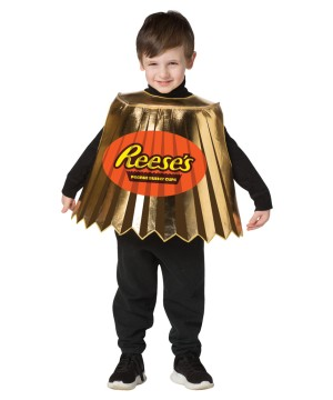 Hersheys Reeses Toddler Costume