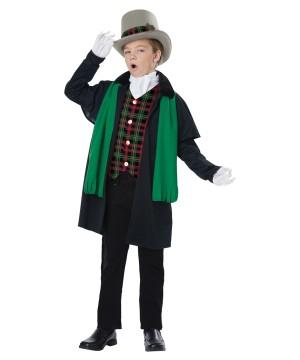 Holiday Caroler Mens Costume