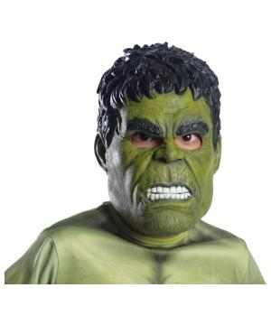 Hulk Endgame Mask Child