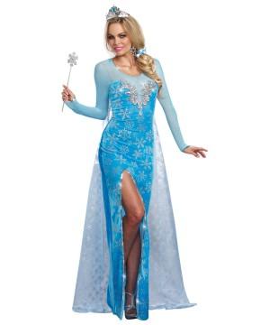 Queen Of The Ice Women Costume